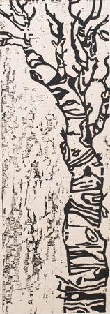 Musicians Original Art Reductive Woodcut By Mapietreasures 34000