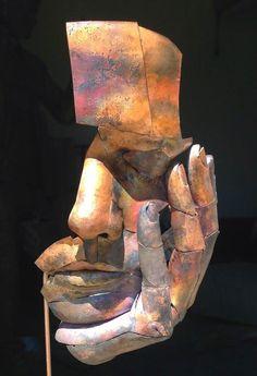 Artist Matteo Baroni