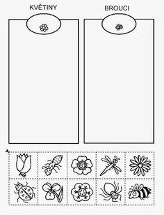 Z internetu – Sisa Stipa – Webová alba Picasa Preschool Learning Activities, Preschool Worksheets, Educational Activities, Kids Learning, Sudoku, Insect Crafts, Stipa, Alphabet Coloring Pages, Preschool Education
