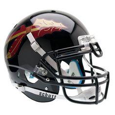Florida State Seminoles NCAA Authentic Air XP Full Size Helmet (Alternate  Black 1) edccd6f48d9c