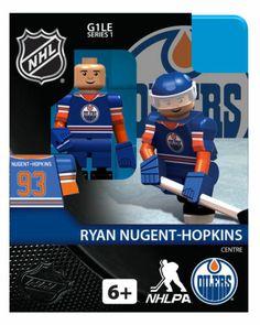Ryan Nugent Hopkins Edmonton Oilers NHL Hockey OYO Mini Figure Lego Like G1 | eBay US $12.91