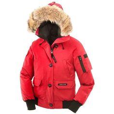 Canada Goose Women's Chilliwack Bomber Jacket ($645) ❤ liked on Polyvore