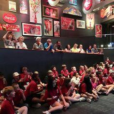 4th graders loved their tour of World of Coke! #atlantageorgia  #homeofcocacola #georgiaonmymind #learningatlpe