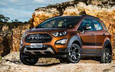Say hello to the Ford EcoSport Storm. Ford Ranger Sport, 2020 Ford Ranger, Ford Ranger Raptor, Ford Ecosport, 2019 Ford, Ford Mustang, Offroad, Detroit, 4x4