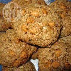 Photo de recette : Biscuits aux pommes et au caramel écossais
