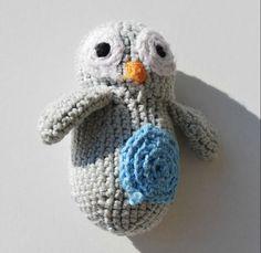 Chouette ! Du crochet !
