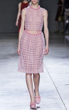 Simone Rocha Fall/Winter 2014 Trunkshow Look 28 on Moda Operandi