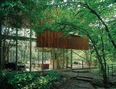 Arkansas House by Marlon Blackwell Architect. Stunning marriage of home and nature in The Natural State.