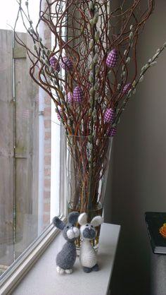 Crocheted Easterbunnies