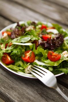 colorful pictures of healthy salads | ... Here are some ideas for making your midday meal colorful and healthy