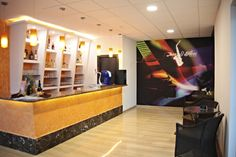 Marconfort #Benidorm Suites. Jazz & Blues Club - 70's 80's & 90's music themed hotel www.marconfort.com