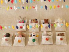 mini animal dolls