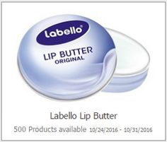 Possible FREE Labello Lip Butter on http://hunt4freebies.com