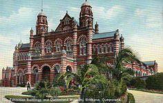 Brisbane Exhibition Building & Queensland Museum, Brisbane
