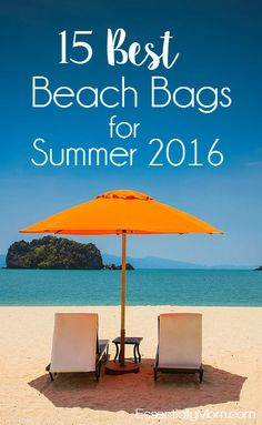 Besides findingthat perfect bathing suit,anotherdefinite must-havefor summeris aroomy beach bag. Here are 15 beach bags that are roomy and sturdy enough to handle all ofthose trips to the po…