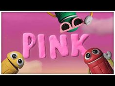 """""""Everything's Pink,"""" Songs About Colors by StoryBots - YouTube"""