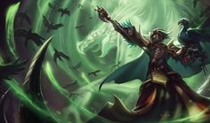 Swain | League of Legends