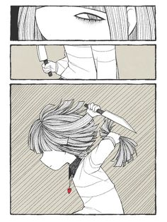 Undertale comic by Torniiquet (tumblr) Asriel and Chara 2/3