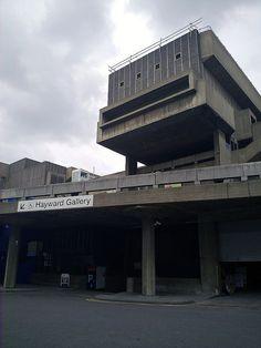 Brutalism in London | Flickr - Photo Sharing!