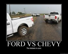 Preferably a dodge but chev works too!