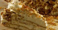 Christoffeltaart! Nog zo'n heerlijke makkelijke taart! recept: http://www.receptenvanoma.com/christoffeltaart/#!prettyPhoto