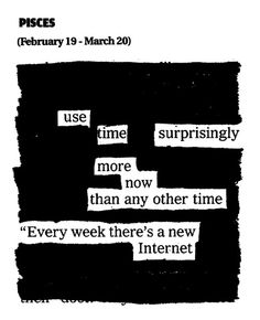 """Use time surprisingly more now than any other time..."""