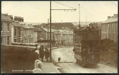 Places In Cornwall, Butterworth, My Family History, Historical Photos, Old Photos, Terrace, Mothers, Past, England
