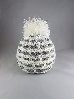 Jo's Crocheteria | Free Crochet Pattern | HatFreeCrochetPatternHeart
