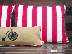 Almohadones personalizados de Soy de Plush
