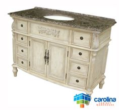 Visit Carolina Cabinet Warehouse to buy sophisticated high-quality bathroom vanities online. Browse our wide selection of cheap bathroom vanity cabinets today! Cheap Bathroom Vanities, Single Sink Bathroom Vanity, Bathroom Vanity Cabinets, Ready To Assemble Cabinets, Cheap Kitchen Cabinets, Lowes Home Improvements, Bath Remodel, Marble Top
