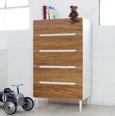 IKEA Sveio + Satinwood PANYL = Bloom Alma for Less Than 1/2 the Cost | PANYL is the easiest, fastest, cheapest way to customize IKEA Expedit, Malm, Besta, Billy, Ekby, Kura, Latt and more.