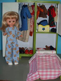 Nancy: Lesly la hermanita de Nancy 1