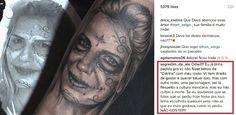"""Tatuador diz que mulher de Louro José não entendeu homenagem: """"Indelicada"""" #AnaMariaBraga, #Briga, #Dani, #Famosos, #Globo, #Homenagem, #Instagram, #M, #Morte, #QUem, #RioDeJaneiro, #Tatuagem http://popzone.tv/2016/06/tatuador-diz-que-mulher-de-louro-jose-nao-entendeu-homenagem-indelicada.html"""