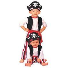 Little Boy Pirate Costume