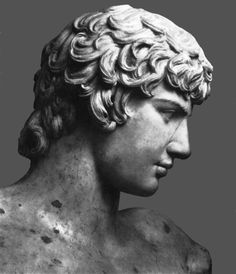 Antinous.  Could stare at his face forever. Guess the fact that he died my age affects me more than I'm willing to admit.