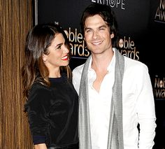 Inside Nikki Reed and Ian Somerhalder's Sunset Wedding Ceremony - Us Weekly
