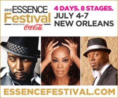 Essence Music Festival | Essence.com  Wont make it this year but I will make it