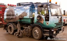 Airbrush, Trucks, Vehicles, Design, Air Brush Machine, Truck, Rolling Stock, Vehicle