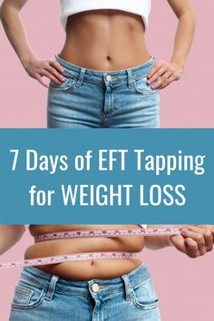 7 days worth of EFT tapping scripts to help with successful weight loss. 7 different EFT scripts. Weight Loss Diet Plan, Weight Loss Plans, Weight Loss Program, Weight Loss Transformation, Healthy Weight Loss, Weight Loss Tips, Transformation Images, Weight Loss Calculator, Script