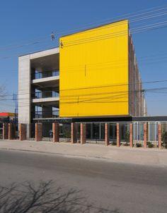 Galeria - Colégio Villa El Sol / Gubbins Arquitectos - 31