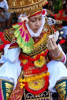 Dancer...Bali, Indonesia