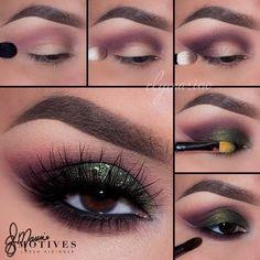 Love these helpful dark eye makeup Pic# 8263 Eye Makeup Steps, Natural Eye Makeup, Natural Eyes, Makeup For Brown Eyes, Makeup Inspo, Makeup Inspiration, Makeup Tips, Hair Makeup, Glowy Makeup