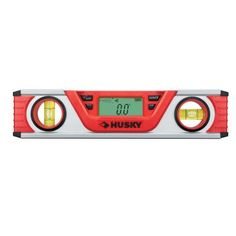 Husky 9 in. Digital Level-THD9403 - The Home Depot