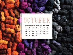 october 2018 calendar wallpapers download