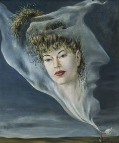 Dorothea Tanning | Dorothea Tanning, Portrait of Muriel Levy , 1943