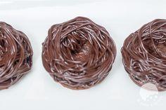 Nids de Pâques tout chocolat ultra moelleux et fondants - Sucre d'Orge et Pain d'Epices