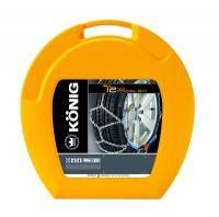 Chaine T2 de Konig - Taille 190 - chaîne à tension manuelle 16 mm (spécial SUV et utilitaire)