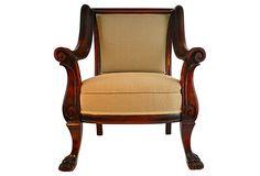 Empire-Style Chair, C. 1915 on OneKingsLane.com