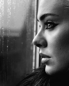 Adele poses for i-D Magazine winter 2015 issue Photoshoot