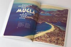 Turkish Airlines' inflight magazine 'Skylife'